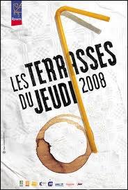 Terrasses du Jeudi - 2008